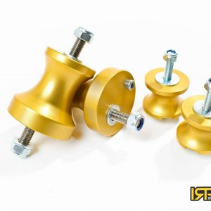 Individual Racing Parts - IRP BMW E46 Aluminium engine and gearbox mounts 01