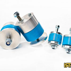 Individual Racing Parts - IRP BMW Aluminium with polyurethane engine and gearbox mounts 02