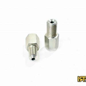 Individual Racing Parts - IRP Universal Wilwood Master cylinder adapters to M10 tread