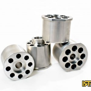 Individual Racing Parts - IRP BMW Rear subframe aluminium bushing 4pcs. Not M3 02