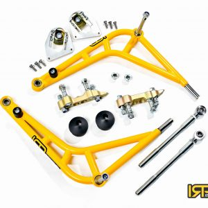 Individual Racing Parts - IRP BMW E46 Front drift suspension kit V2 (light version) 01