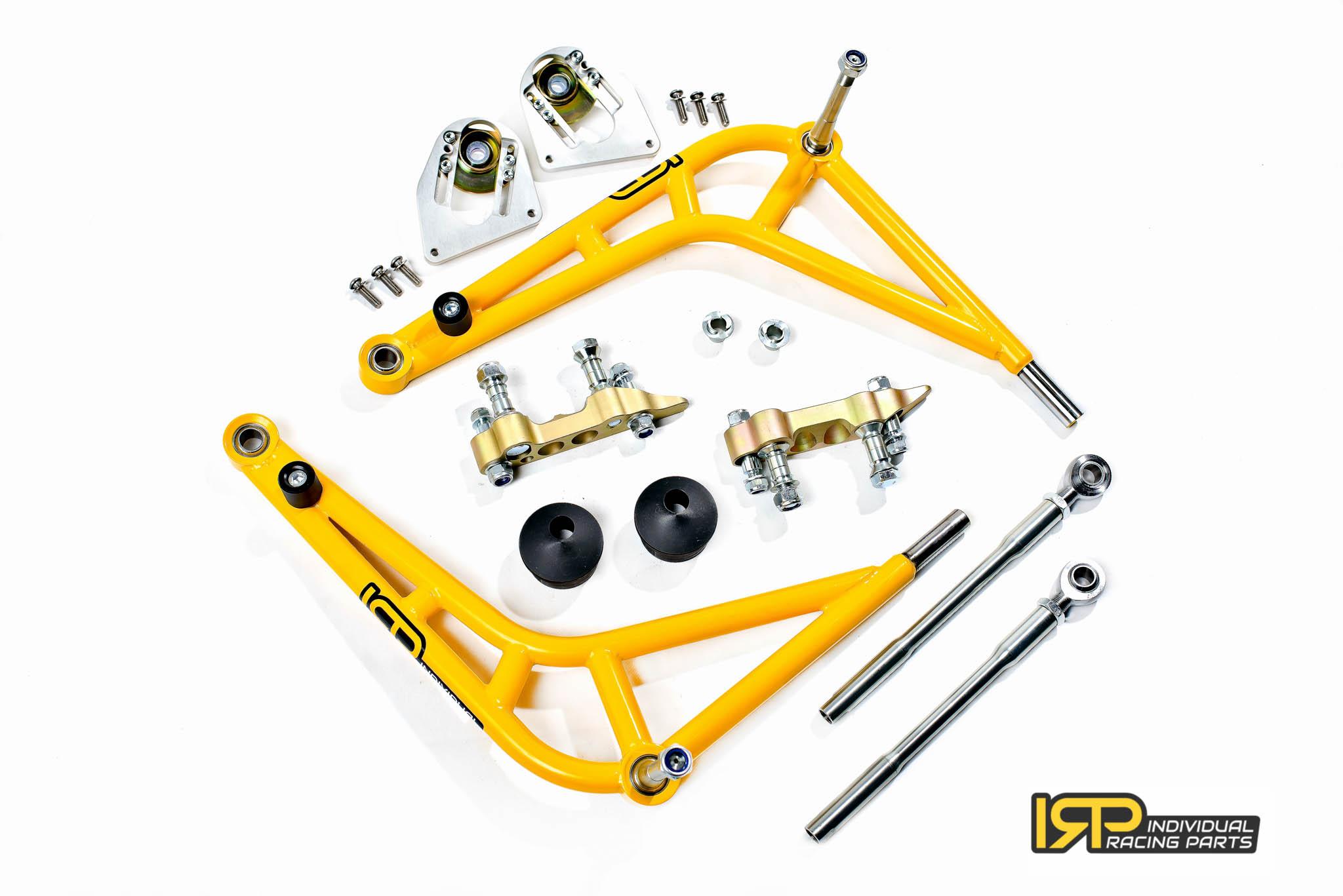 Front suspension drift kit V2 (light version) BMW E46
