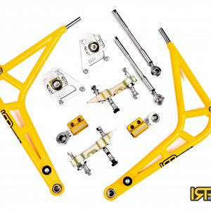 Individual Racing Parts - IRP Front suspension drift kit V1 (light version) BMW E30 001