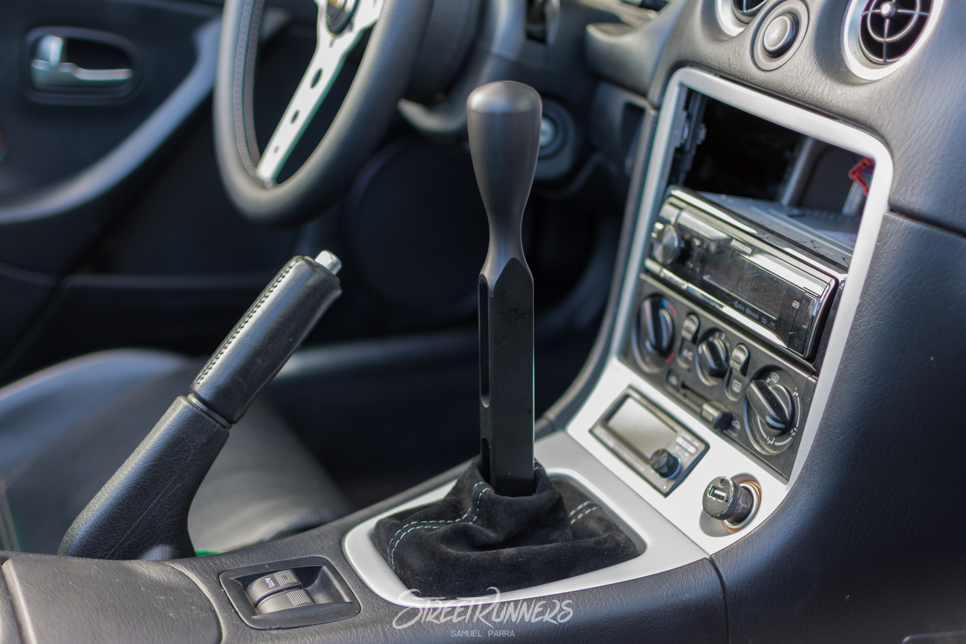 Short shifter Mazda MX-5 NA/NB 5 speed gearbox | IRP