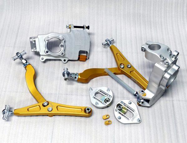 Front suspension drift kit BMW E8X, E9X (not M1, M3) (1)