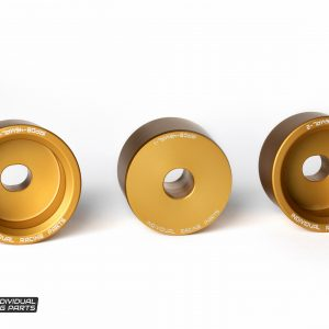 IRP Differential aluminium bushings BMW E46 M3