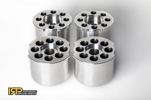 Rear subframe aluminium bushings 4pcs. BMW E8x, E9x M1,M3 (1)