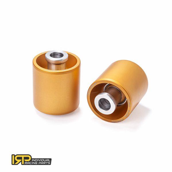 Individual Racing Parts - IRP Rear subframe aluminium bushings BMW E8x, E9x, F87 (M2), F80 (M3), F82 (M4)