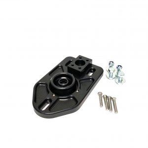 Individual Racing Parts IRP Bolt on mounting bracket for BMW V2 or V3 short shifter in E46